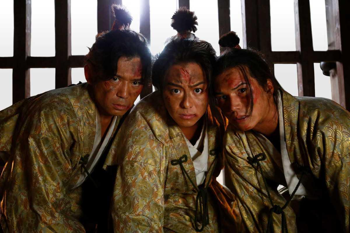 仙台で9・4「3人の信長」スポーツ報知特選試写会