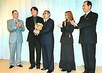 第1回受賞者(1999年) 巨人・松井秀喜