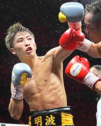 WBSS決勝戦でドネアとの壮絶な打ち合いを制し、優勝した井上尚弥