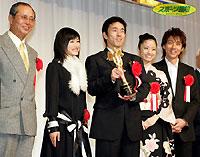 第6回受賞者(2004年) 阪神・赤星憲広