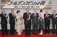 第7回受賞者(2005年) ロッテ・B・バレンタイン