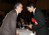 第8回受賞者(2006年) ソフトバンク・和田毅