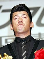 第9回受賞者(2007年) 横浜・三浦大輔