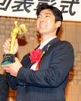 第11回受賞者(2009年) 巨人・小笠原道大
