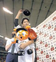 開幕を任されるなどエースに成長、プロスポーツ大賞に輝いた菅野